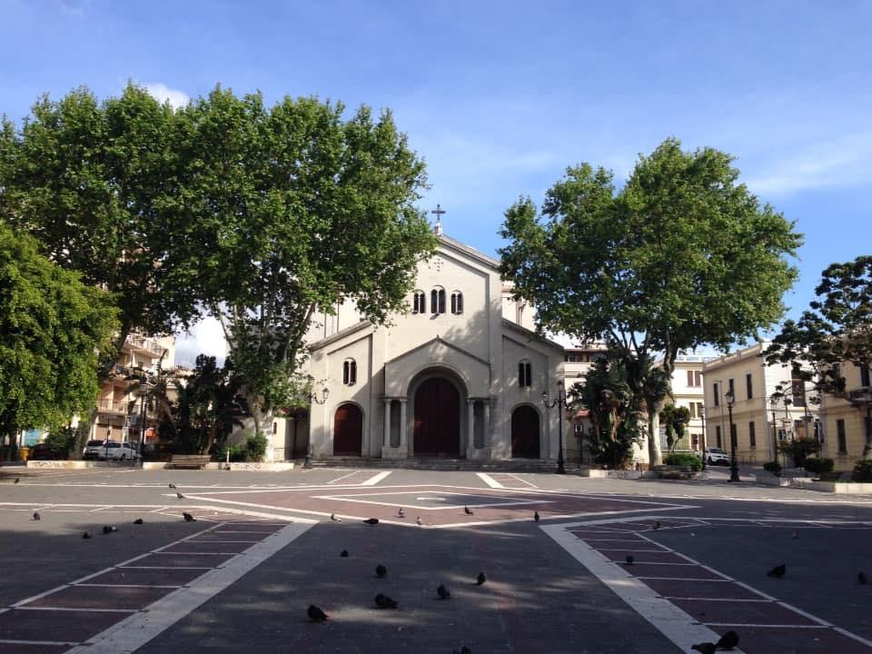 La parrocchia scalabriniana di Sant'Agostino, a Reggio Calabria