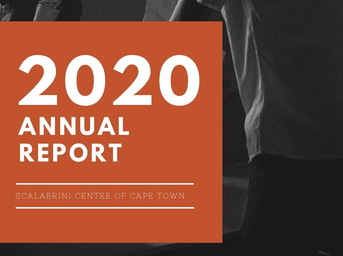 L'Annual Report 2020 dello Scalabrini Centre of Cape Town